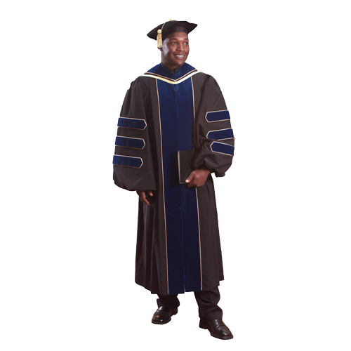 Deluxe Doctoral Regalia Product